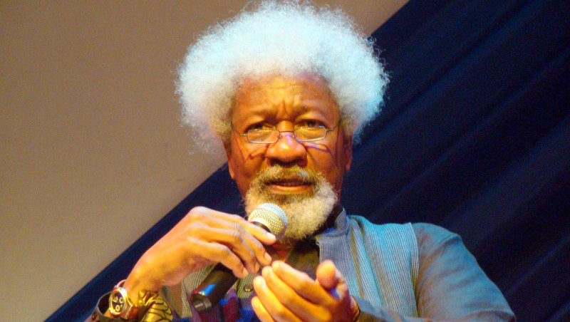 Wole Soyinka criticise Buhari over comments on rule of law
