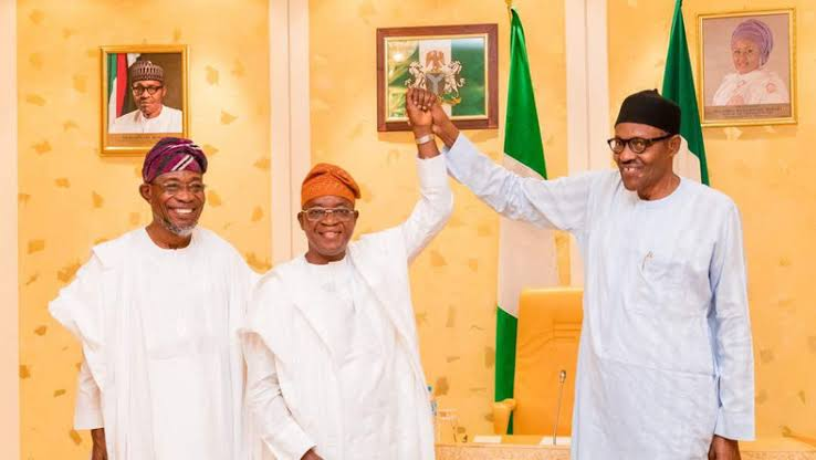 Buhari Reveals: APC Won Osun Guber Election By Remote Control