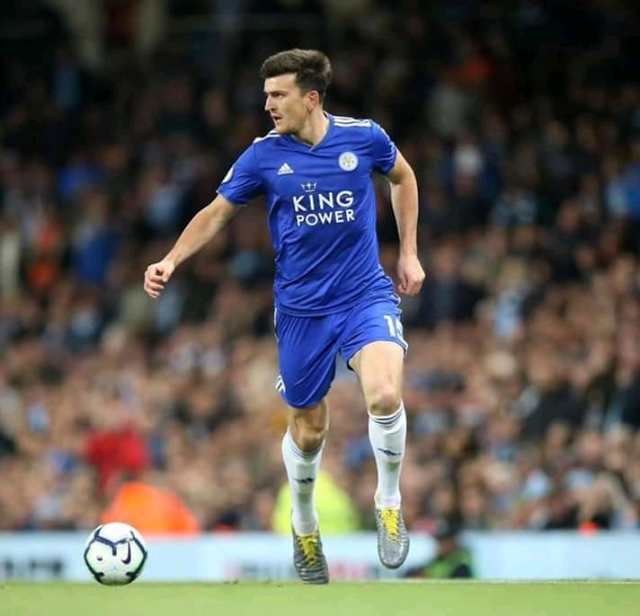 Man United Sign Harry Maguire For £80 Million Pounds