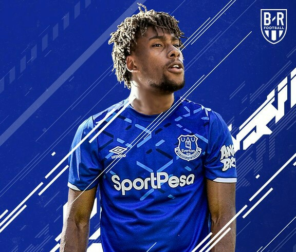 After Arsenal Rejected £30 Million Move, Alex Iwobi Finally Joins Everton