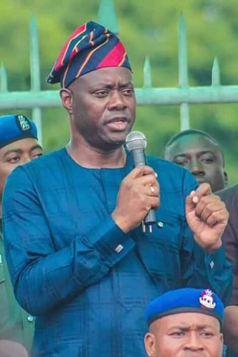 New Year: Let's join hands to make Oyo great, Makinde Urges People of Oyo