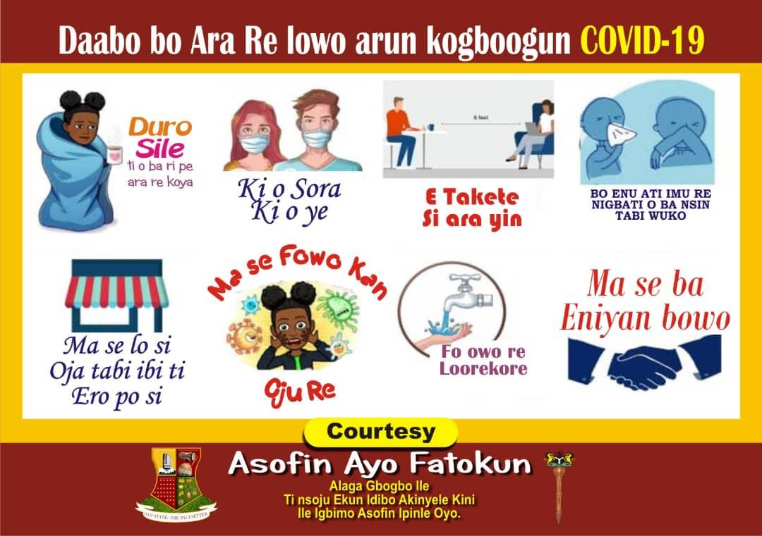 COVID-19: Ayo Fatokun Takes Sensitization Campaign To Constituency As He Distributes Hand Sanitizers