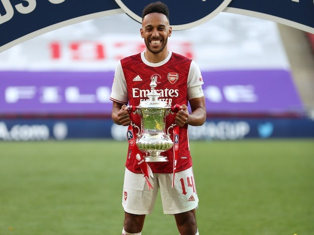 Aubameyang Signs A New 3-Year Deal With Arsenal