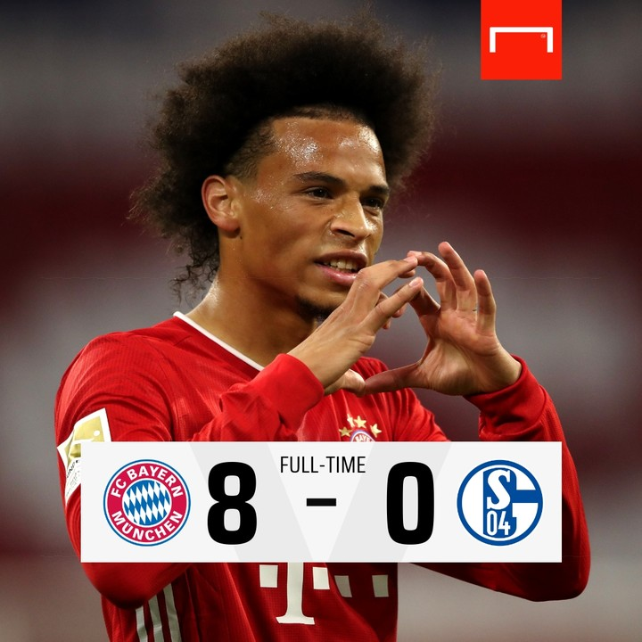 Bundesliga Opener: Bayern Munich Blast Eight Goals Past Schalke