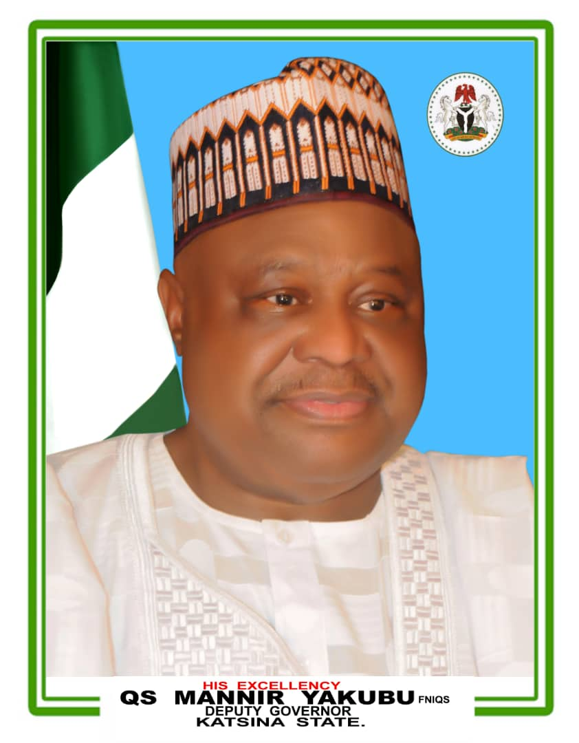 Katsina State Deputy Governor Condoles With Kaigaman Katsina Over Wife's Death