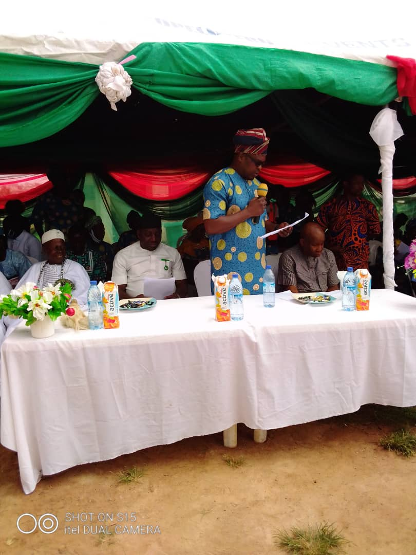 Omi-Apata LCDA Chairman Empowers Persons With Disabilities And Aged