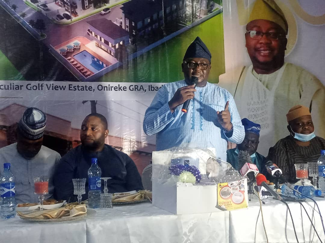 Just In:Bayo Adelabu Says Makinde Won't Be Able To Poll 100,000 Votes Without Coalition in 2019, Vows To Unseat Him 2023