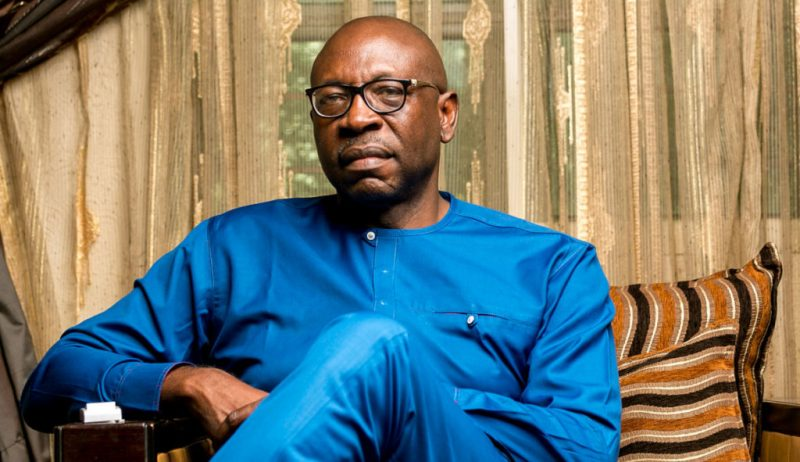 Edo Elections: APC Leaders Meet Ize-Iyamu After Accepting Result