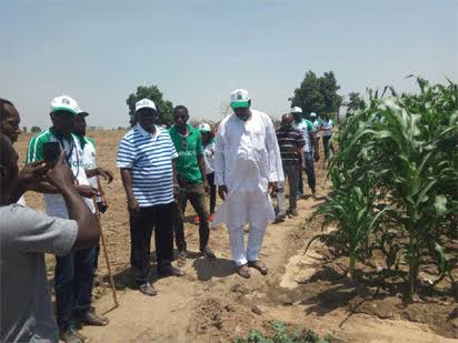 Food Security : FG Trains 100 Unemployed Nigerians In Livestock, Vegetables Production