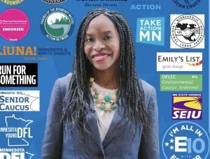 US 2020: A Nigerian Woman Esther Abaje Elected  As House If Rep Member