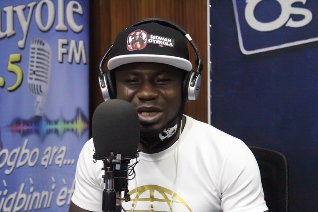 World Boxing Champ, Ridwan Scorpion To Nigerian Youths: Let's Work Hard, The Future Is Ours