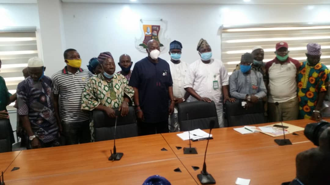 Security: Oyo Govt Hosts Market Leaders Council To Roundtable Talk, Set To Rid Markets Of Criminal Elements
