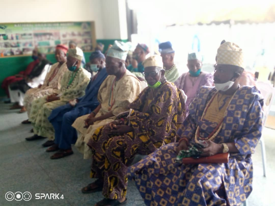 Insecurity: National Orientation Agency Engages Mogajis, Traditional Leaders, Security Stakeholders, In Ibadan
