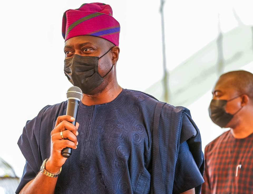 Just In: Makinde Flags Off Construction Of N1.058bn 65meters Fly-Over Bridge At Akobo Odogbo Road
