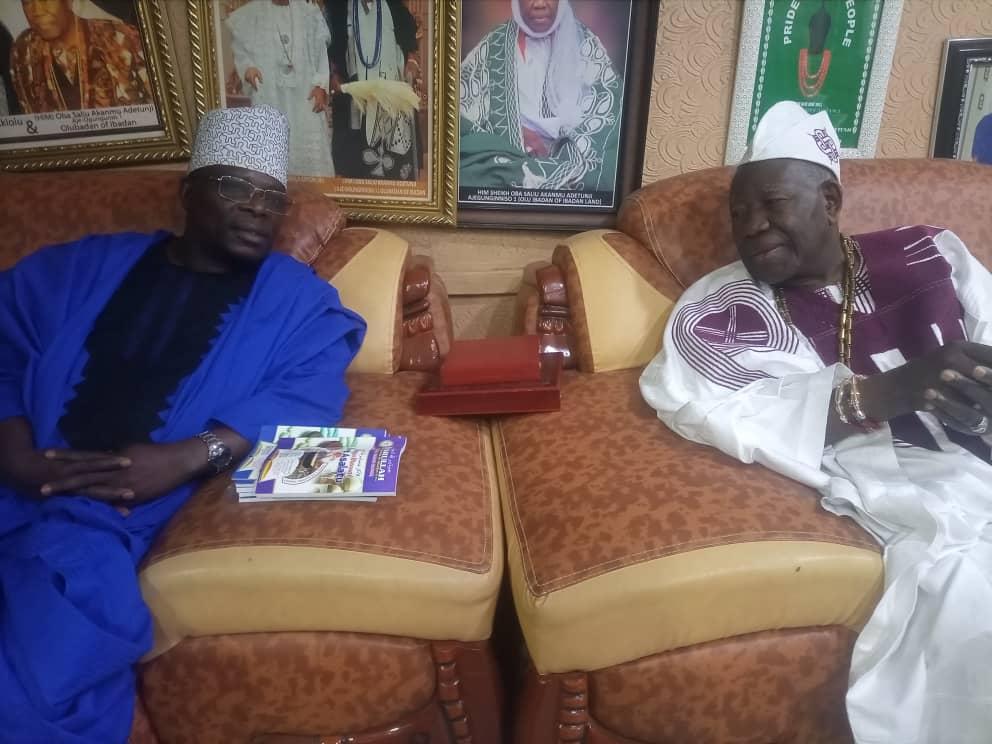 Ramadan Iftar: Aare Musulumi Of Yorubaland, Olubadan, Preach Unity, Say Nigeria Will Overcome Present Challenges
